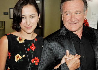 Zelda Williams is Robin Williams' daughter with Marsha Garces
