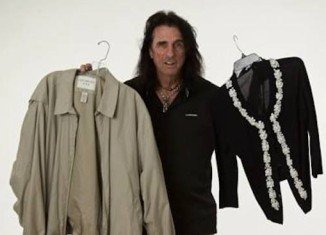 Alice Cooper's Attic & Thrift Store will be stocked with pieces from the rocker's personal collection