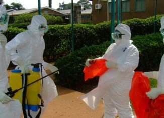 Barack Obama is planning to send 3,000 troops to Liberia to help fight the Ebola virus