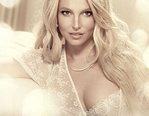 Britney Spears launched her debut collection of lingerie and sleepwear