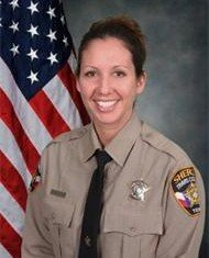 Deputy Jessica Hollis worked with the Travis County Sheriff's Office for seven years