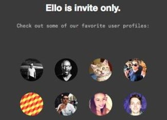 Ello is dubbed the anti-Facebook platform because it carries no advertisements
