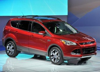 Ford is recalling 850,000 vehicles because an electrical problem that could cause the vehicles' airbags and seatbelts to fail