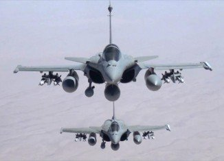 France has launched its first air strikes against ISIS militants in Iraq