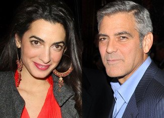 George Clooney and Amal Alamuddin arrived in Venice in preparation for their wedding