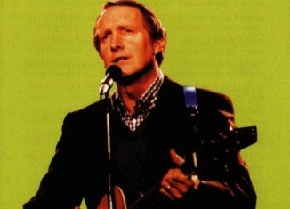 George Hamilton IV was named the International Ambassador of Country Music after becoming the first country singer to perform in the Soviet Union