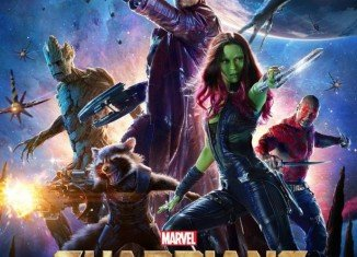Guardians of the Galaxy has become the top-grossing US movie of 2014 so far