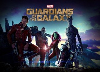 Guardians of the Galaxy has topped the North American box office again after one of the slowest weekends of the cinema-going year