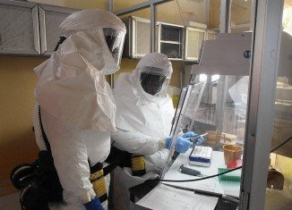 Human trials of the Ebola vaccine started in the US and will extend to the UK and Africa