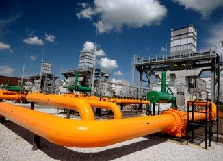 Hungary's gas pipeline operator has suspended delivery of gas to Ukraine indefinitely