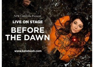 Kate Bush returned to live concerts after 35 years