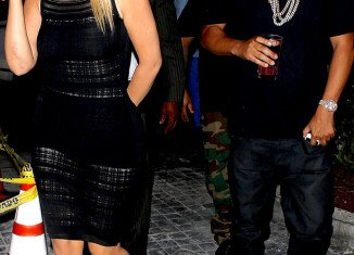 Khloe Kardashian and French Montana are on a break after eight months of dating