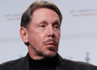 Larry Ellison co-founded what would become Oracle with Bob Miner and Ed Oates in 1977