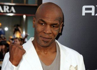Mike Tyson stopped traffic to rescue a man from a horrific motorcycle crash