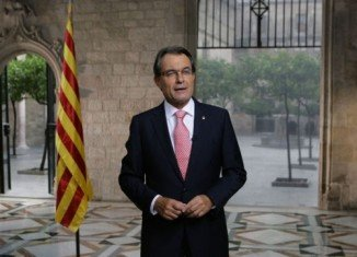 President Artur Mas has signed a decree calling referendum on Catalonia's independence
