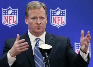 Roger Goodell has said he got it wrong in dealing with the violence scandals that have plagued the NFL