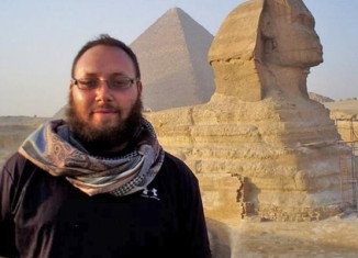 Steven Sotloff was kidnapped in Aleppo, Syria, in August 2013 and held captive by ISIS militants