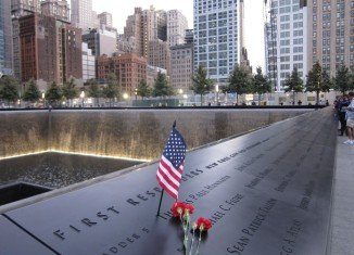 The 13th anniversary commemoration of the September 11 terror attack will be marked with a solemn reading of the names and moments of silence at the precise times of tragedy