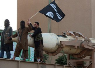 The US and five Arab allies have launched the first strikes against ISIS militants in Syria