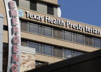 A female health worker at Texas Health Presbyterian Hospital has been infected with Ebola virus after treating Thomas Eric Duncan