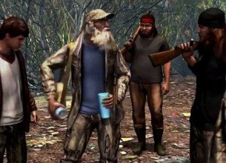 A&E Network and Activision have teamed up to expand the Duck Dynasty franchise into the gaming world
