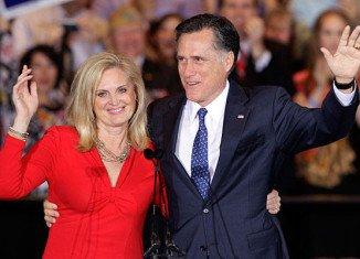 Ann Romney has denied Mitt Romney will make a new bid for the White House in 2016