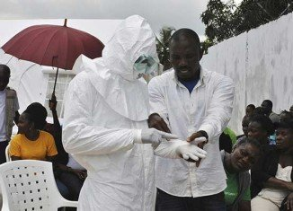 At least 5,000 medics and support staff are needed in West Africa to beat the Ebola disease