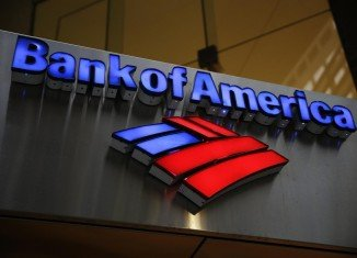 Bank of America has reported a net profit of $168 million in Q3 2014, down from $2.5 billion a year earlier