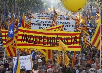 Catalonia's government has called off plans to push ahead with the independence referendum