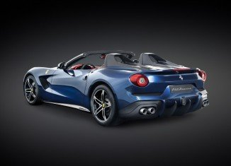 Ferrari has unveiled the new F60 America, a car designed to celebrate the carmaker's 60th anniversary in North America