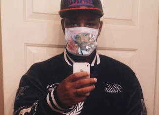 For $19.99, you can buy your own Cam'ron Ebola Mask