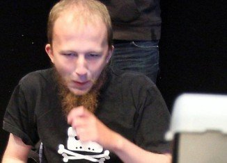 Gottfrid Warg has been found guilty of hacking into computers and illegally downloading files in Denmark