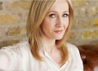 JK Rowling confirmed that her cryptic tweet was really the first line from the synopsis for a film screenplay she is writing