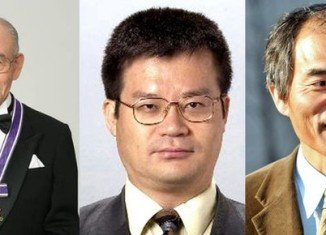 Japanese scientists Isamu Akasaki, Hiroshi Amano and Shuji Nakamura have been awarded with the Nobel Prize in Physics 2014