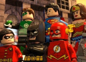 Lego Batman movie is in the works and will be ready for release in 2017
