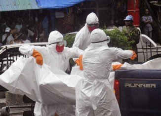 Liberia's National Health Workers Association wants an increase in the monthly risk fee paid to those treating Ebola cases