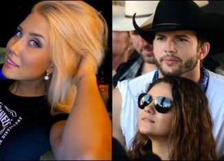 Linn Massinger and Ashton Kutcher hooked up in June 2012, a few months after he and Mila Kunis started dating each other