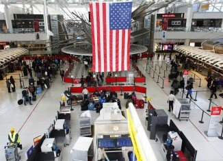 New York's JFK airport has started to implement the Ebola screening measures on Saturday, October 11