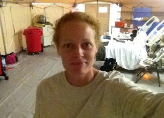 Nurse Kaci Hickox was quarantined in New Jersey after treating Ebola patients in Sierra Leone