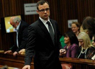 Oscar Pistorius has been sentenced to five years in jail for killing his girlfriend Reeva Steenkamp