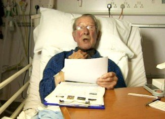 Paul Cantlie recorded a video message from his hospital bed earlier urging ISIS militants to release John Cantlie