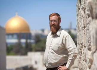 Rabbi Yehuda Glick is a campaigner for greater Jewish prayer rights at the Temple Mount
