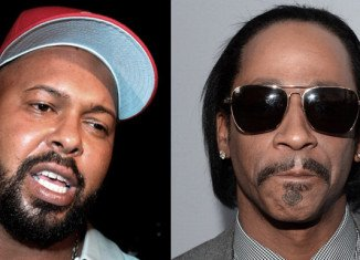 Suge Knight and comedian Katt Williams stole a celebrity photographer's camera in Beverly Hills