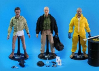 Susan Schrivjer has launched an online petition to get Toys R Us to remove Breaking Bad action figures from its shelves