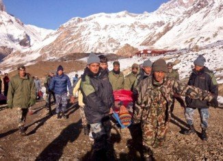The death toll of Nepal's Annapurna Circuit has risen to 39 after days of searches