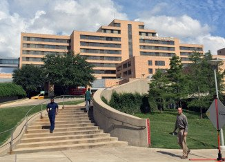 The first Ebola case diagnosed on US soil has been confirmed at Texas Health Presbyterian Hospital