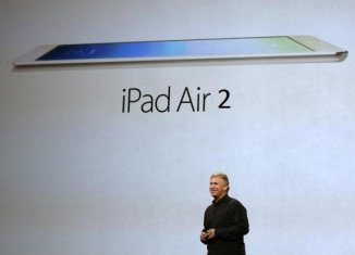 The iPad Air 2 is said to be the thinnest device of its kind on the market