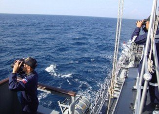 The search for the missing Malaysia Airlines flight MH370 has resumed in the southern Indian Ocean