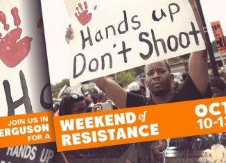 Thousands of people in Missouri have taken part in rallies and vigils as part of a four-day event named Ferguson October