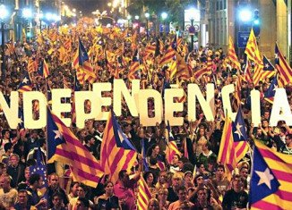 Catalonia is holding an informal poll on independence